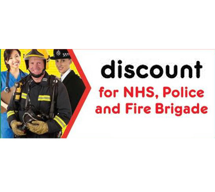 Emergency Services Discount