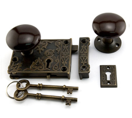 Antique, Old Fashioned and stylish locks